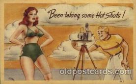 cam001203 - Camera Post Card Postcard