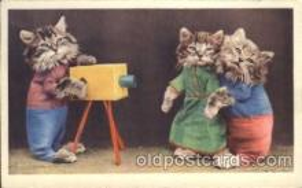 cam001210 - Camera Post Card Postcard