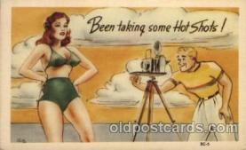 cam001217 - Camera Post Card Postcard