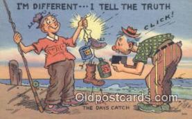cam001239 - Camera Postcard, Post Card Old Vintage Antique