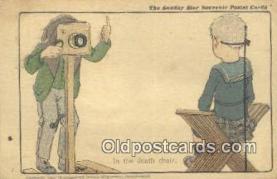cam001250 - Camera Postcard, Post Card Old Vintage Antique