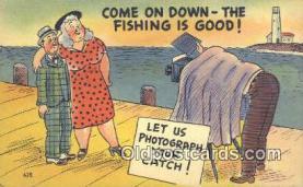 cam001271 - Camera Postcard, Post Card Old Vintage Antique