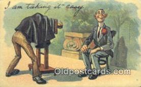 cam001274 - Camera Postcard, Post Card Old Vintage Antique