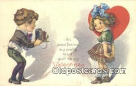 cam001285 - Camera Postcard, Post Card Old Vintage Antique