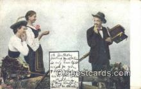 cam001288 - Camera Postcard, Post Card Old Vintage Antique