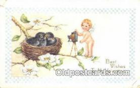 cam001291 - Camera Postcard, Post Card Old Vintage Antique