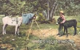 cam001292 - Camera Postcard, Post Card Old Vintage Antique