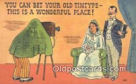 cam001305 - Camera Postcard, Post Card Old Vintage Antique