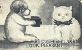 cam001307 - Artist AF Avery Camera Postcard, Post Card Old Vintage Antique