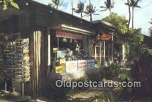 cam001356 - Waikiki Fotoshop, Oahu, Hawaii, Camera Postcard, Post Card Old Vintage Antique