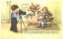cam001366 - Camera Postcard, Post Card Old Vintage Antique