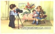 cam001416 - Camera Postcard, Post Card Old Vintage Antique