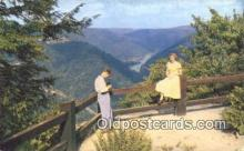 cam001441 - Grandview State Park, West Virginia, USA Camera Postcard, Post Card Old Vintage Antique
