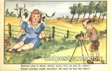 cam001486 - Artist Ray Camera Postcard, Post Card Old Vintage Antique