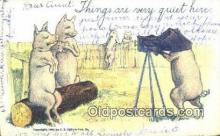 cam001525 - Camera Postcard, Post Card Old Vintage Antique