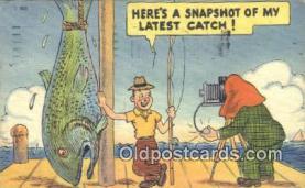 cam001526 - Camera Postcard, Post Card Old Vintage Antique