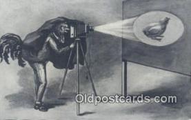 cam001532 - Camera Postcard, Post Card Old Vintage Antique