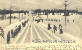 cam001534 - Mount Royal, Quebec Canada Camera Postcard, Post Card Old Vintage Antique
