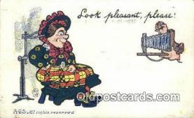 cam001540 - Camera Postcard, Post Card Old Vintage Antique