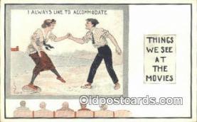 cam001547 - Camera Postcard, Post Card Old Vintage Antique