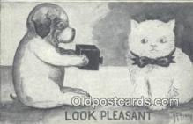 cam001566 - Camera Postcard, Post Card Old Vintage Antique