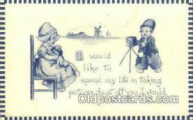 cam001567 - Camera Postcard, Post Card Old Vintage Antique
