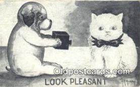 cam001583 - Artist AF Avery Camera Postcard, Post Card Old Vintage Antique