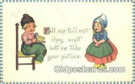 cam001586 - Camera Postcard, Post Card Old Vintage Antique