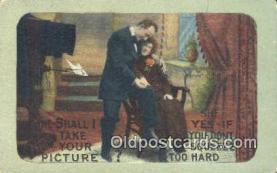 cam001596 - Camera Postcard, Post Card Old Vintage Antique