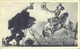 cam001703 - Camera Postcard, Post Card Old Vintage Antique