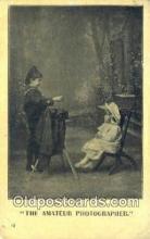 cam001879 - Camera Postcard, Post Card Old Vintage Antique