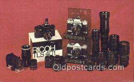 cam001881 - Camera Postcard, Post Card Old Vintage Antique