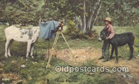 cam001888 - Camera Postcard, Post Card Old Vintage Antique