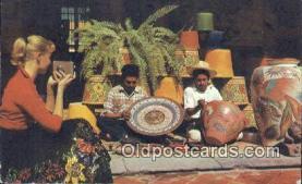 cam001892 - Rio Grand Border, Old Mexico Camera Postcard, Post Card Old Vintage Antique