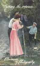 cam001905 - Camera Postcard, Post Card Old Vintage Antique