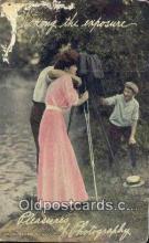 cam001906 - Camera Postcard, Post Card Old Vintage Antique