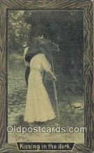 cam001908 - Camera Postcard, Post Card Old Vintage Antique