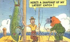 cam001915 - Camera Postcard, Post Card Old Vintage Antique