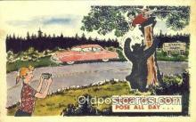 cam001925 - Camera Postcard, Post Card Old Vintage Antique
