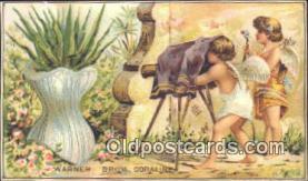 cam001934 - Camera Tradecard Old Vintage Antique