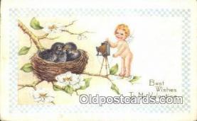 cam001942 - Camera Postcard, Post Card Old Vintage Antique