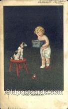 cam001953 - Camera Postcard, Post Card Old Vintage Antique