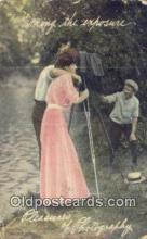 cam001954 - Camera Postcard, Post Card Old Vintage Antique