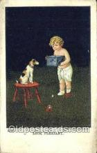 cam001956 - Camera Postcard, Post Card Old Vintage Antique