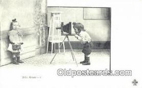 cam001960 - Camera Postcard, Post Card Old Vintage Antique
