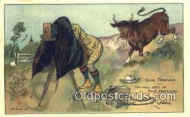 cam001961 - Artist JG Twist Camera Postcard, Post Card Old Vintage Antique