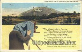 cam100007 - Camera Postcard Post Card Old Vintage Antique