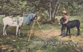 cam100020 - Camera Postcard Post Card Old Vintage Antique