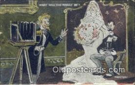 cam100052 - Camera Postcard Post Card Old Vintage Antique
