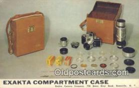 cam100056 - Camera Postcard Post Card Old Vintage Antique